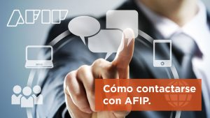 Cómo contactarse con AFIP