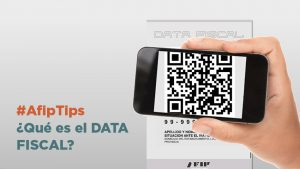 ¿Qué es el DATA FISCAL?