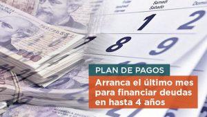 Plan de pago de la AFIP: arranca el último mes para financiar deudas en hasta 4 años