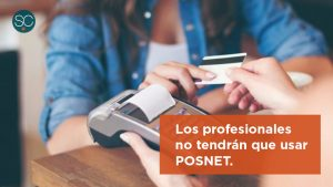Fallo judicial reafirma la no obligatoriedad del POSNET para profesional