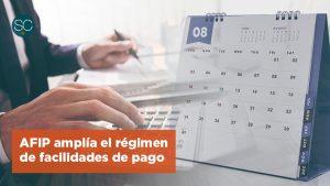 Se amplía el régimen de facilidades de pago para deudas vencidas hasta el 30 de Abril de 2019